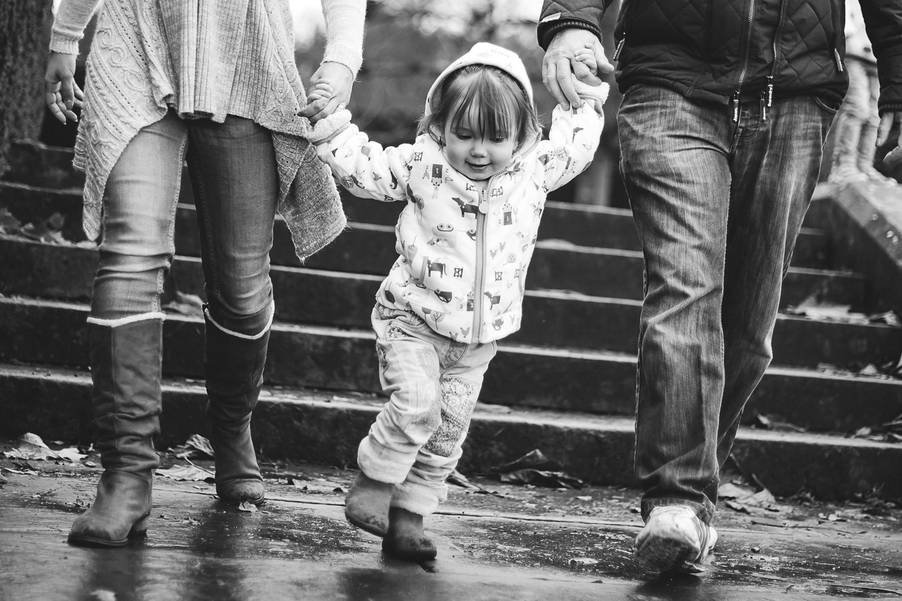Urban Lifestyle Family Photo Shoot
