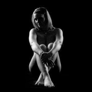 Venus Artistic Nude Photo Shoot